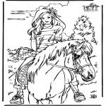 Dyr - Horseriding 4