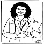 Litt av hvert - Hospital doctor