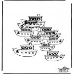 Kreativitet - How many boots