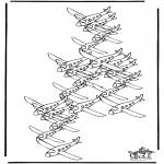 Kreativitet - How many planes