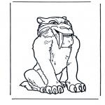 Tegneseriefigurer - Ice Age 1