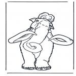 Tegneseriefigurer - Ice Age 2
