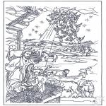Bibelsk - In the manger