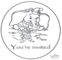 Invitation Dombo