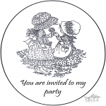Kreativitet - Invitation Sarah Kay 2