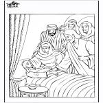 Bibelsk - Jairus' daughter 4