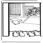 Litt av hvert - Japanees house