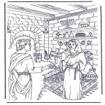 Bibelsk - Jesus baptisted 2