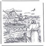 Bibelsk - Jesus called Simon and Andrew