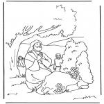 Bibelsk - Jesus Getsemane