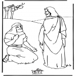 Bibelsk - Jesus healing