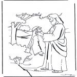 Bibelsk - Jesus heals