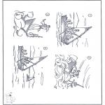 Bibelsk - Jesus in the storm
