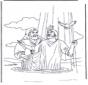 Jezus en Johannes de Doper