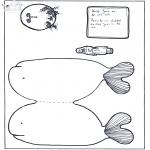 Bibelsk - Jonah in the fish