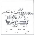 Litt av hvert - Kleine vrachtauto