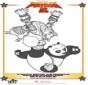Kung Fu Panda 2 Drawing 4