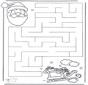 Labyrinth Christmas