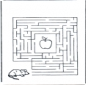 Labyrinth mouse