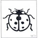 Dyr - Ladybird 1