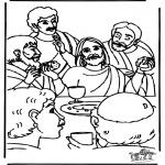 Bibelsk - Last supper