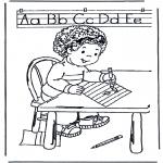 Småbarn - Learn to write