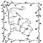 Dyr - Lions 6