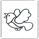 Småbarn - Little bird 2