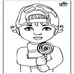 Småbarn - Little boy 1
