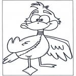 Småbarn - Little duck