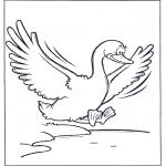 Småbarn - Little goose