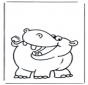Little hippo 1