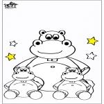 Småbarn - Little hippo 4