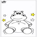Småbarn - Little hippo 5