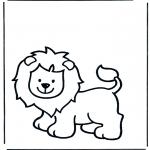 Småbarn - Little lion 1