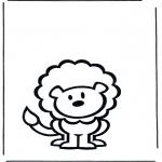 Småbarn - Little lion 2