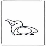 Småbarn - Little seagull