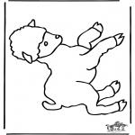 Dyr - Little sheep 1