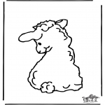 Dyr - Little sheep 2
