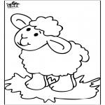Dyr - Little sheep 4