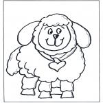 Småbarn - Little sheep