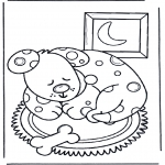 Småbarn - Little sleeping dog