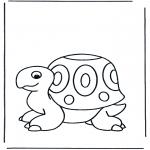 Småbarn - Little turtle
