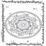 Mandala - Mandala elephant 1