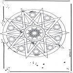 Mandala - Mandala star 1