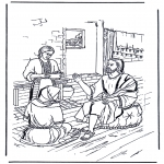 Bibelsk - Mary and Martha 2