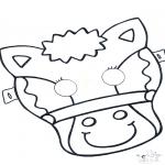 Kreativitet - Mask Horse