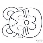 Kreativitet - Mask Mouse
