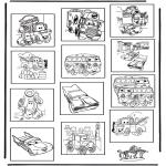 Kreativitet - Memory Cars
