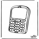 Litt av hvert - Mobile Phone 3